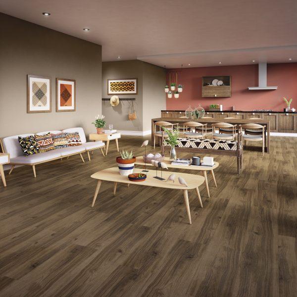 Piso Laminado Eucafloor - New Elegance Smart Oak