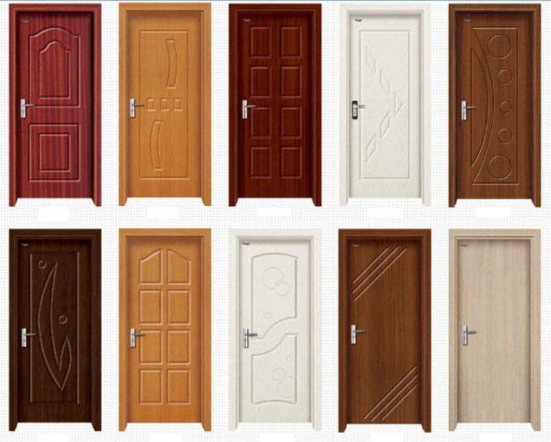 Tipos De Portas De Madeira Para Quarto Portas De Madeira Entrada Sala Banheiro E Quarto
