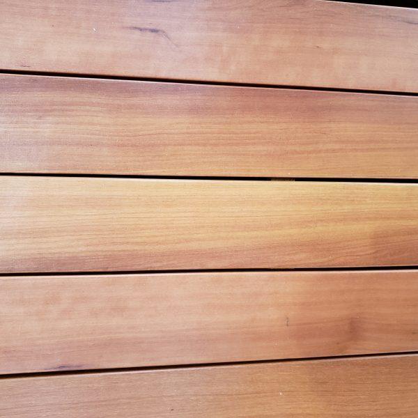 Deck de Madeira Paraju
