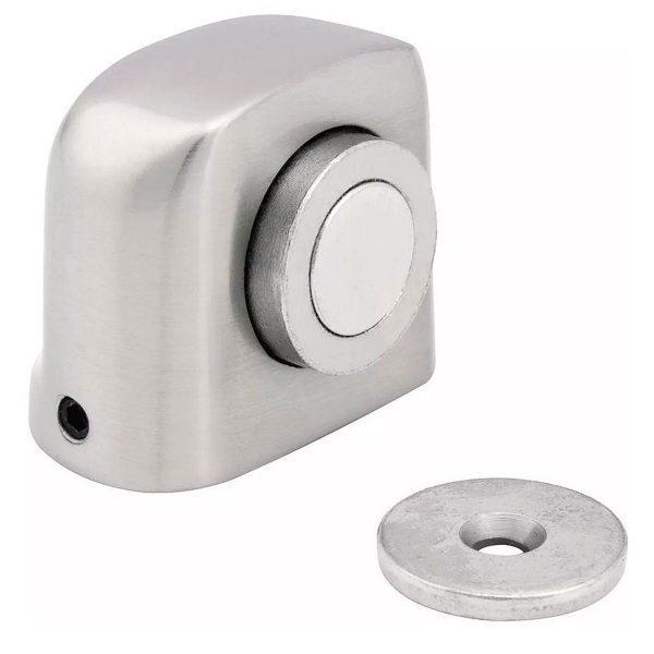 Batedor de porta / prendedor magnético