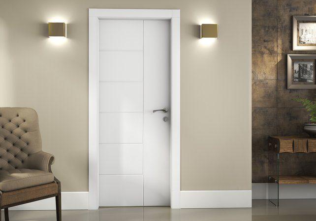 Quanto custa uma porta de madeira simples para quarto
